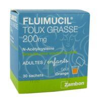 Fluimucil Expectorant Acetylcysteine 200 Mg Sans Sucre, Granulés Pour Solution Buvable En Sachet édulcorés à L'aspartam Et Au Sorbitol à  ILLZACH