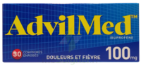 Advilmed 100 Mg Comprimés Enrobés Plq/30 à  ILLZACH