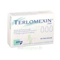 Terlomexin 200 Mg, Capsule Molle Vaginale à  ILLZACH