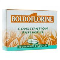 Boldoflorine 1 Cpr Pell Constipation Passagère B/40 à  ILLZACH