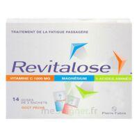 Revitalose, Granulés Pour Solution Buvable En Sachet-dose à  ILLZACH