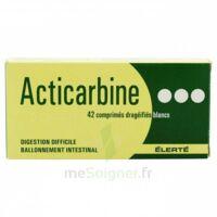 Acticarbine Comprimé Enrobé B/42 à  ILLZACH
