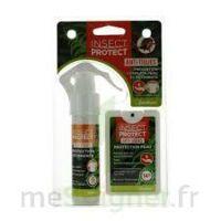 Insect Protect Spray Peau + Spray VÊtements Fl/18ml+fl/50ml à  ILLZACH