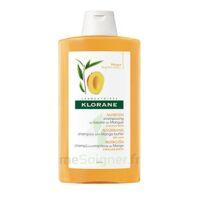 Klorane Beurre De Mangue Shampooing Cheveux Secs 400ml à  ILLZACH