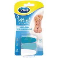 Scholl Velvet Smooth Ongles Sublimes Kit De Remplacement à  ILLZACH