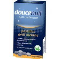 Doucenuit Antironflement Pastilles à La Menthe, Bt 16 à  ILLZACH