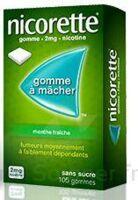 Nicorette 2 Mg Gom à Mâcher Médic Sans Sucre Menthe Fraîche Plq/30gom à  ILLZACH