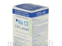Sodium 0,9% Lav Inj Fv125ml 1 à  ILLZACH