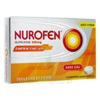 Nurofen 200 Mg, Comprimé Orodispersible à  ILLZACH