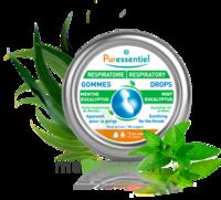 Puressentiel Respiratoire Gommes Menthe-eucalyptus Respiratoire - 45 G à  ILLZACH