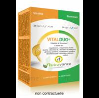 Nutravance Vitalduo 20+20 Comprimés à  ILLZACH