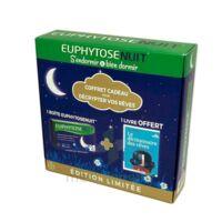 Euphytose Nuit Comprimés Enrobés B/30 + Dictionnaire à  ILLZACH