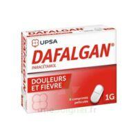 Dafalgan 1000 Mg Comprimés Pelliculés Plq/8 à  ILLZACH