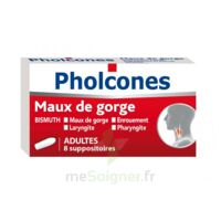 Pholcones Bismuth Adultes, Suppositoire à  ILLZACH