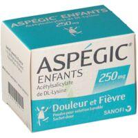 Aspegic Enfants 250, Poudre Pour Solution Buvable En Sachet-dose à  ILLZACH