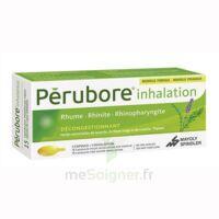Perubore Caps Inhalation Par Vapeur Inhalation Plq/15 à  ILLZACH
