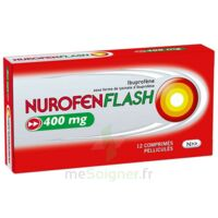 Nurofenflash 400 Mg Comprimés Pelliculés Plq/12 à  ILLZACH