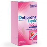Dolipraneliquiz 300 Mg Suspension Buvable En Sachet Sans Sucre édulcorée Au Maltitol Liquide Et Au Sorbitol B/12 à  ILLZACH
