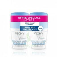 Vichy Déodorant Sans Sels D'aluminium 48h 2 Billes/50ml à  ILLZACH