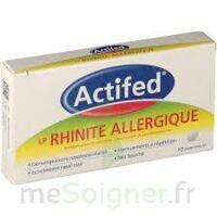 Actifed Lp Rhinite Allergique, Comprimé Pelliculé à Libération Prolongée à  ILLZACH