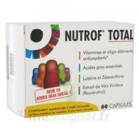 Nutrof Total Caps Visée Oculaire B/60 à  ILLZACH