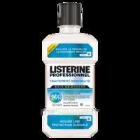 Listerine Professionnel Bain Bouche Traitement Sensibilité 500ml à  ILLZACH