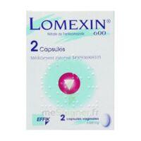 Lomexin 600 Mg Caps Molle Vaginale Plq/2 à  ILLZACH
