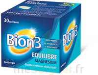 Bion 3 Equilibre Magnésium Comprimés B/30 à  ILLZACH