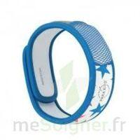 Para'kito Bracelet Antimoustique, Graffic Bleu à  ILLZACH