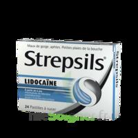 Strepsils Lidocaïne Pastilles Plq/24 à  ILLZACH