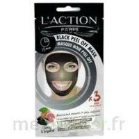 L'action Masque Au Charbon à  ILLZACH