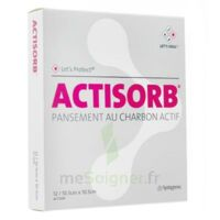 Actisorb, 10,5 Cm X 10,5 Cm , Bt 12 à  ILLZACH