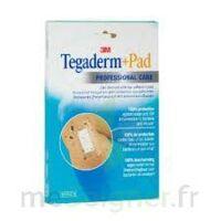 Tegaderm + Pad, 5 Cm X 7 Cm , Bt 5
