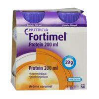 Fortimel Protein Nutriment Caramel 4 Bouteilles/200ml à  ILLZACH
