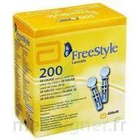 Freestyle Papillon Lancettes B/200 à  ILLZACH