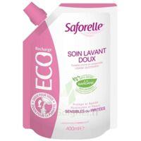 Saforelle Solution Soin Lavant Doux Eco-recharge/400ml à  ILLZACH