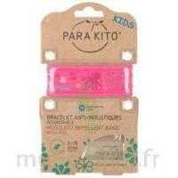Para'kito Kids Bracelet Répulsif Anti-moustique Rose Pieuvre à  ILLZACH