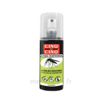 Cinq Sur Cinq Zones Tempérées Lotion Anti-moustique 100ml à  ILLZACH