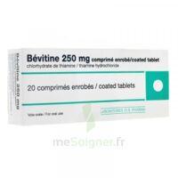 Bevitine 250 Mg Cpr Enr Plq/20 à  ILLZACH