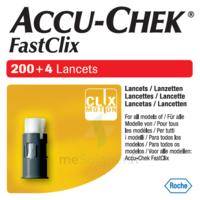 Accu-chek Fastclix Lancettes B/204 à  ILLZACH