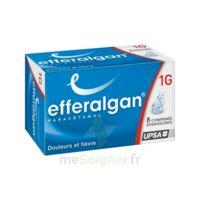 Efferalganmed 1 G Cpr Eff T/8 à  ILLZACH