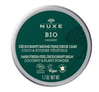 Nuxe Bio Déodorant Baume Fraîcheur 24h Toutes Peaux Pot/50g à  ILLZACH