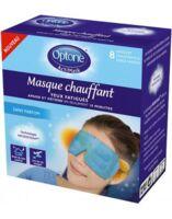 Optone Actimask Masque Chauffant Yeux Sans Parfum 8 Sachets/1 à  ILLZACH