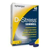 D-stress Sommeil Comprimés B/40 à  ILLZACH