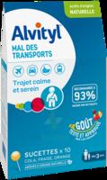 Alvityl Sucette Mal Des Transports B/10 à  ILLZACH