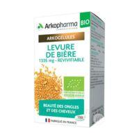 Arkogélules Levure De Bière Revivifiable Bio Gélules Fl/150 à  ILLZACH