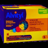 Alvityl Resist Solution Buvable 8 Fioles à  ILLZACH