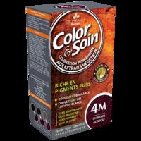 Color&soin Kit Coloration Permanente 4m Châtain Acajou à  ILLZACH