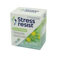 Stress Resist Poudre Stress & Fatigue 30 Sticks à  ILLZACH