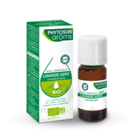 Phytosun Aroms Huile Essentielle Bio Lavande Aspic Fl/10ml à  ILLZACH